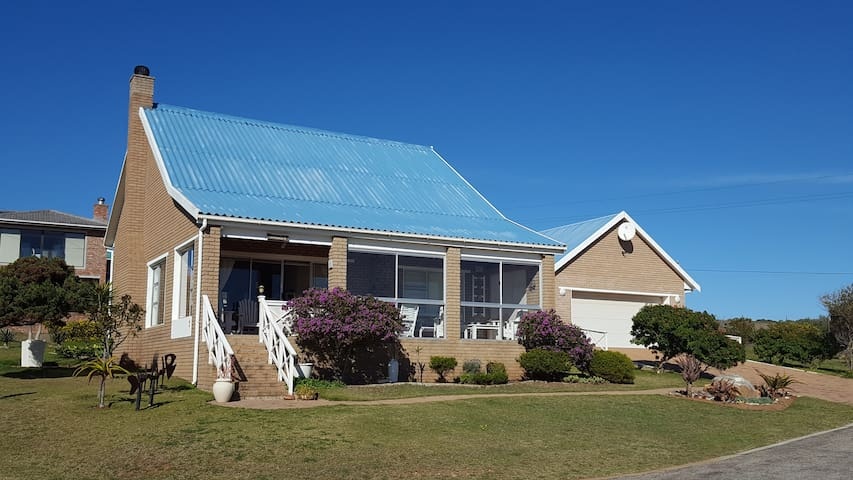 Pretty Vleesbaai B&B with luxurious room for 2/3 - Vleesbaai - Bed & Breakfast