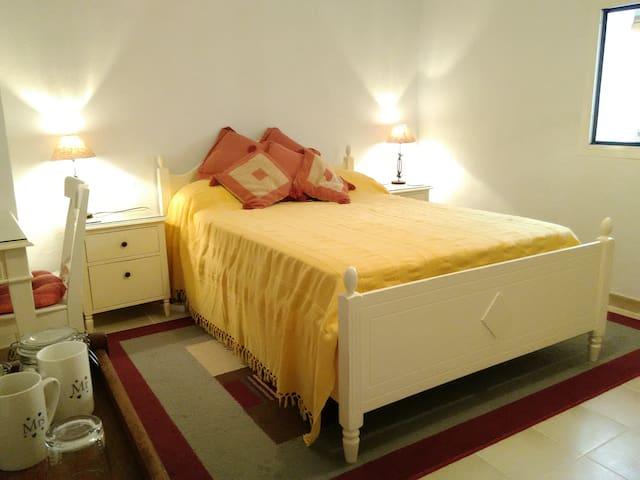 Comfortable, Double Bedrooms.  Includes Breakfast