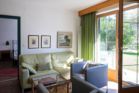 Lovely apartment with direct access to the garden - Telfes im Stubai - Apartment-Hotel