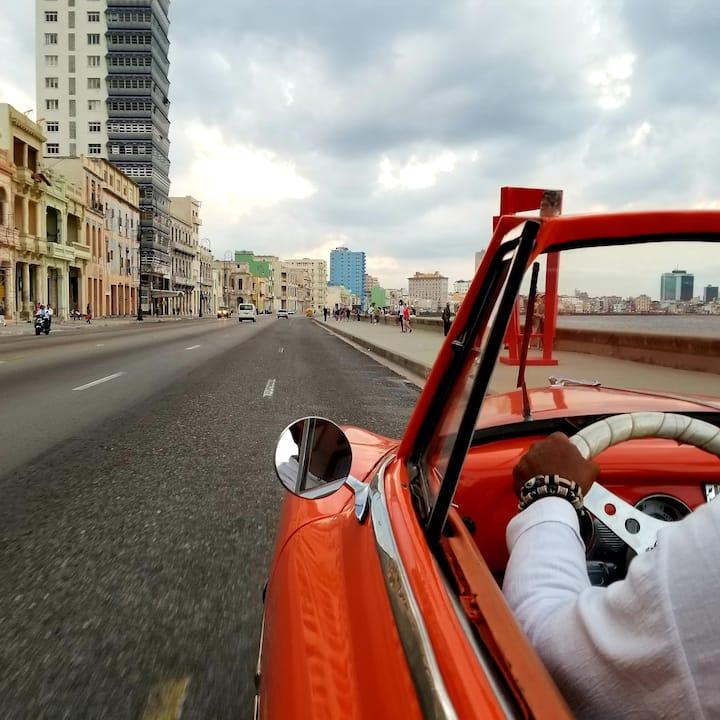 Malecon of  Havana