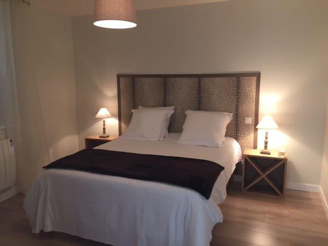 Bel Appartement Indépendant - Charnay-lès-Mâcon - Lägenhet