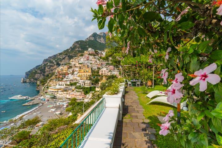 Astonishing View in Positano villa #03