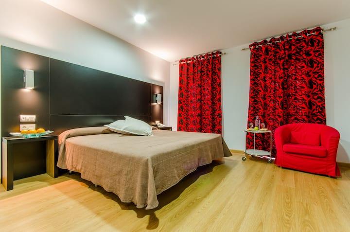 Hotel YIT Alcover, en el corazón de Granada