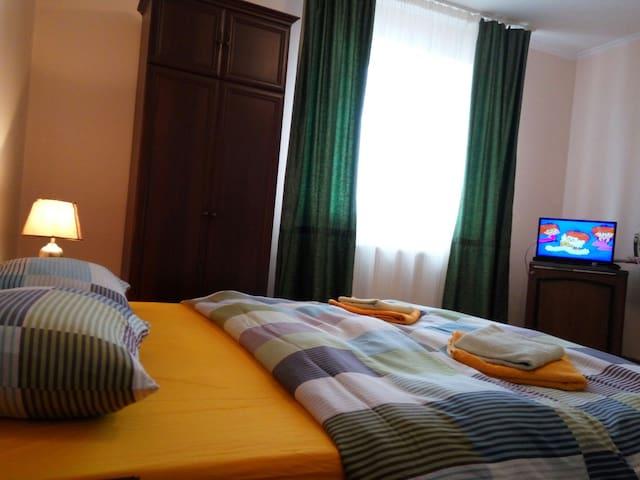 Уютная 1к. квартира в центре - Мукачево - Apartmen