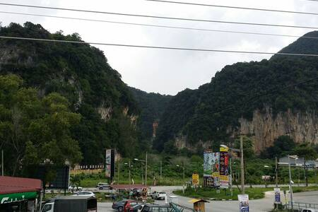 Hill View Ipoh Homestay - Whale Boutique Homestay - Ipoh