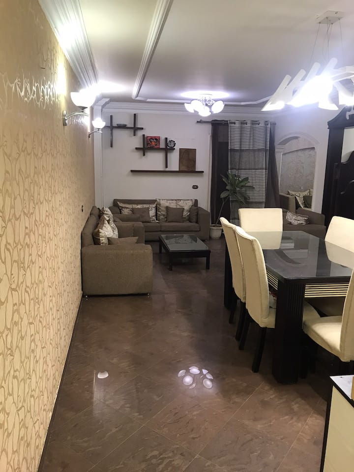 Best access, security, parking,ring road, compound