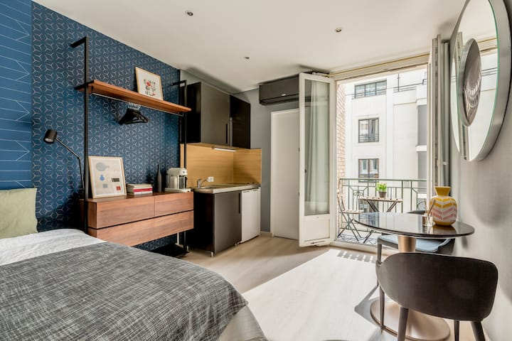 Chic studio - Levallois/Champerret