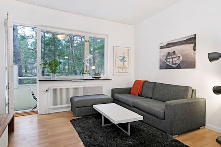 Two bedroom apartment newly renovated - Stockholm