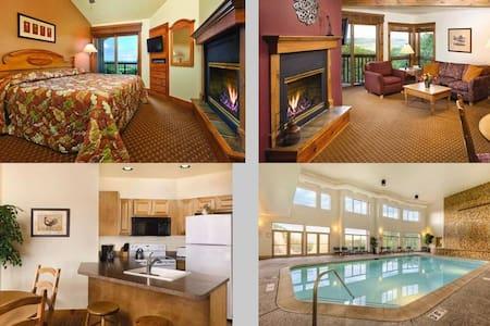 2 Bedroom Wyndham Galena, IL - Galena