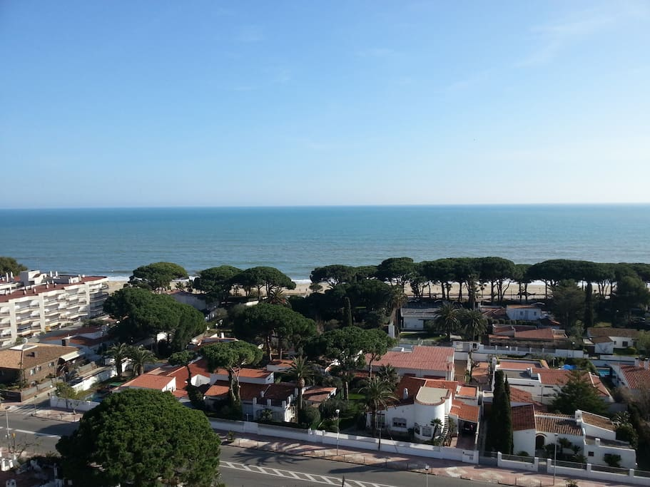 Apartamento vistas incre bles apartamentos en alquiler en cambrils catalunya espa a - Apartamentos de alquiler en cambrils ...