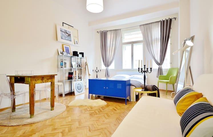 New Vyšehrad Castle Studio - 布拉格 - 公寓