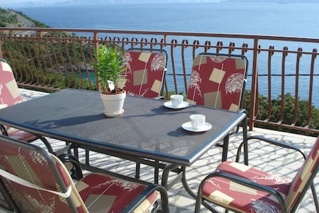 Apartment Petra with stunning sea view - Senj