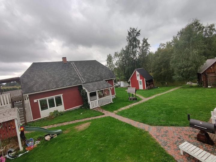 Private room - Väljaotsa farm stay