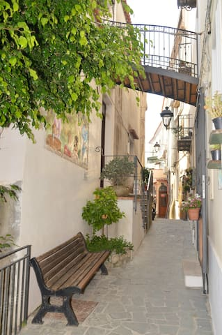 Relax in the historic city center