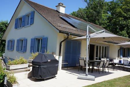 Maison spacieuse accueillante - Epalinges - House