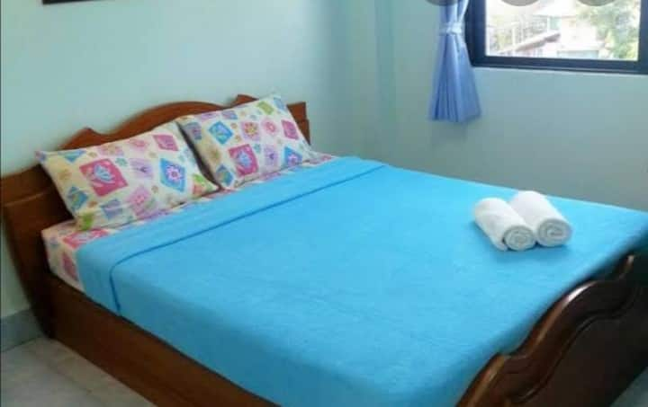 Jinda​ double room near aonang beach
