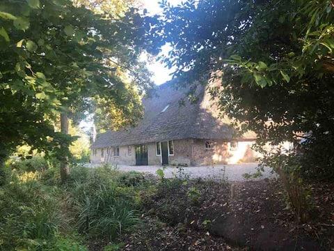 Landgoed Olterterp Lodges, heerlijk appartement