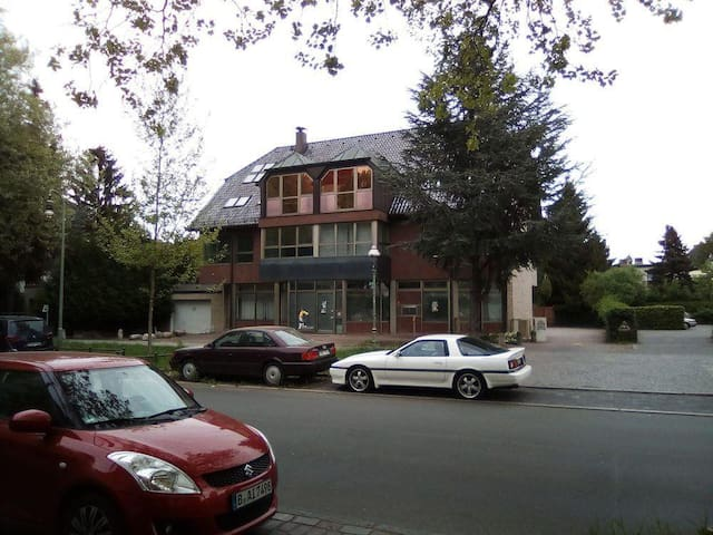 Hotel Blaue Feder