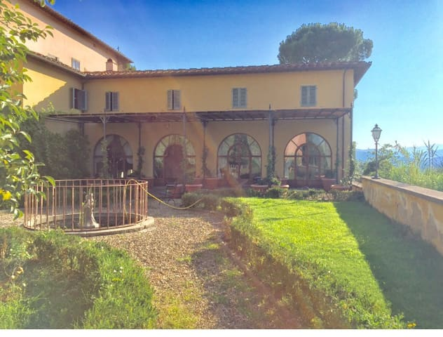 Florence Italy Villa