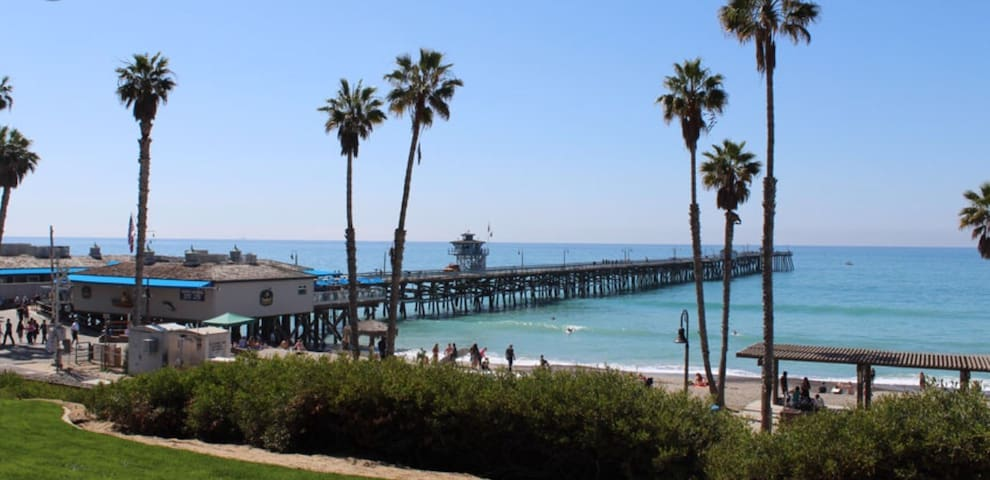 Walk to beach and restaurants! - San Clemente - Flat