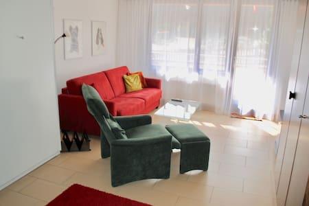 Grosszügige Zweizimmerwohnung in Davos Platz