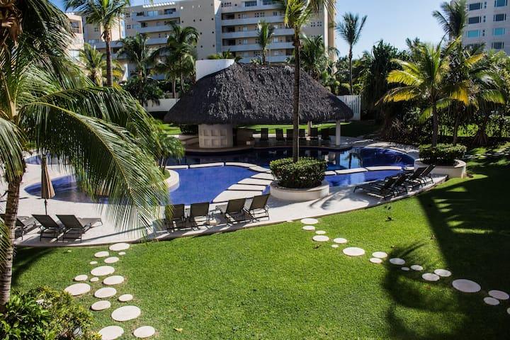 Departamento en Acapulco diamante.