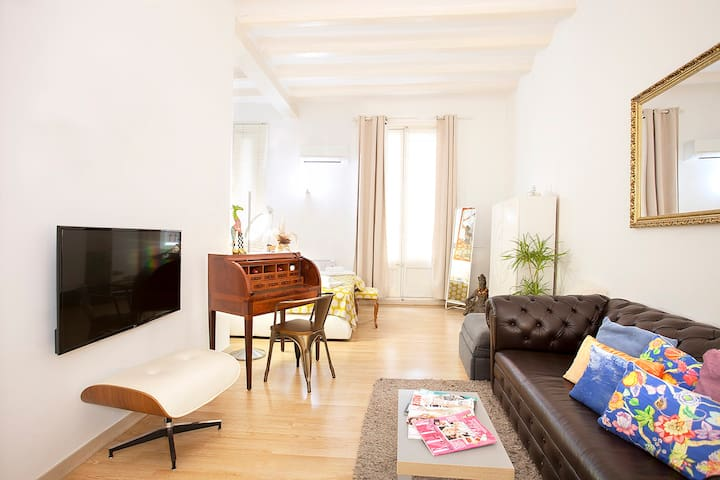 Loft to enjoy Barcelona