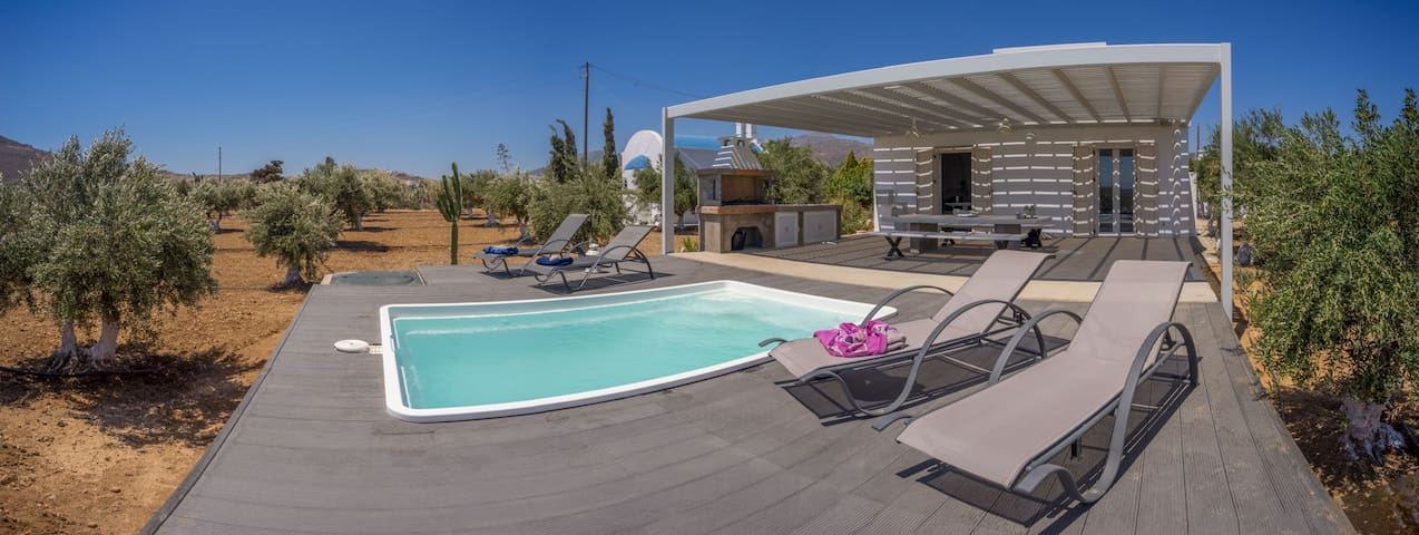 Private house for relaxing holidays & private pool - Paros - Rumah