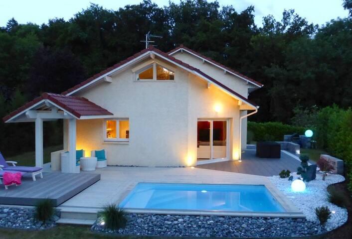 Maison à 8 minutes d'Annecy