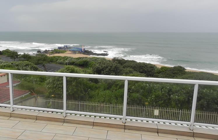 Winklespruit beach view and proximity - Kingsburgh