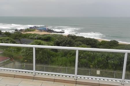 Winklespruit beach view and proximity - Kingsburgh - Byt