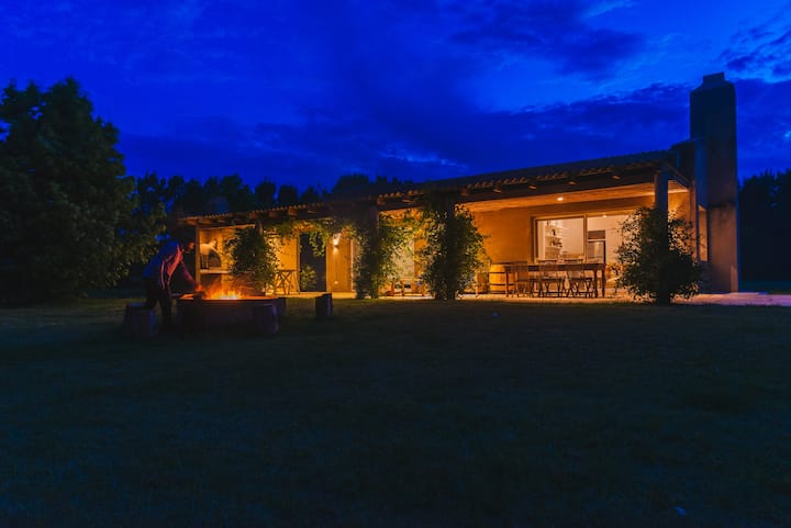 Luxury cottage near José Ignacio