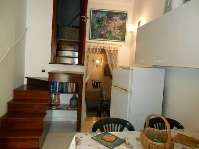 Casa Vacanza Low Cost per Coppie e Famiglie - Marina di Mancaversa - Townhouse