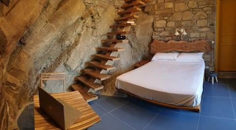 La Casa nella Roccia - Castelmezzano