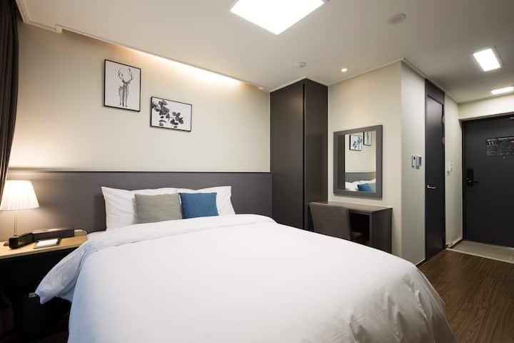 Songtan Hotel- Standard Double#4