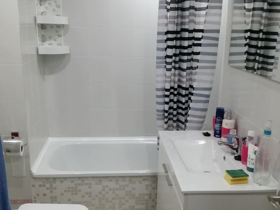 Ванная Baño
