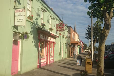 Double bedroom with ensuite. - Ballymahon - Bed & Breakfast