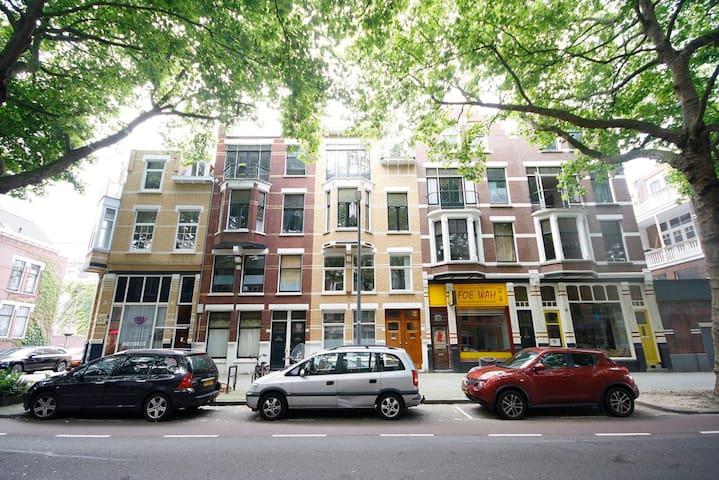 Small Cozy Loft in Rotterdam Noord - Rotterdam - Byt