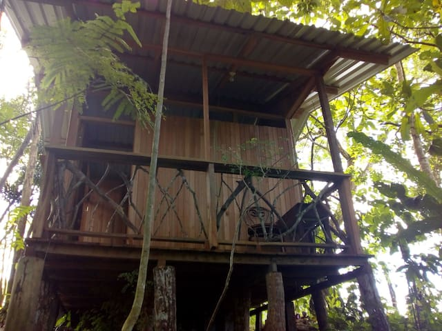Cabaña en plena naturaleza Finca Los Pilares III
