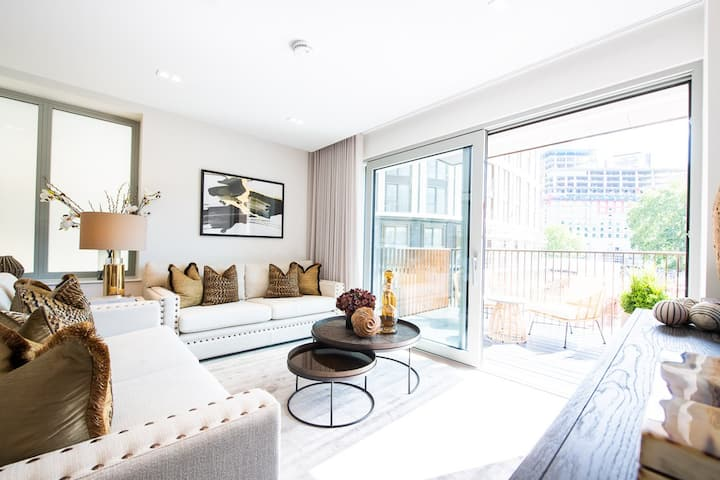 Stunning New 3 Bedroom Apartment Edgware Road