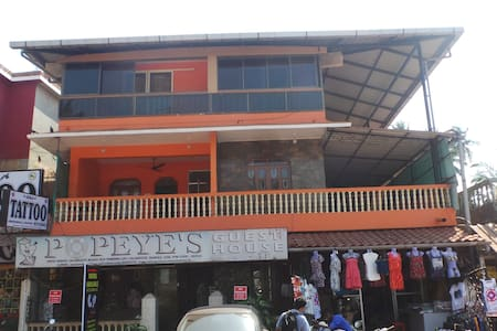Popeyes Guest House - Calangute