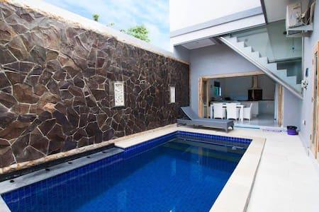 SERENITY VILLA, BALI; Bedroom 2 - South Denpasar - 別荘