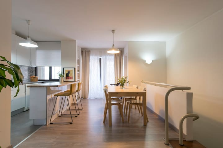 Telheiras Apartment - 2 Bedroom - Lisboa - Lägenhet