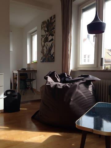 Cosy Designer Apartment - München - Apartment