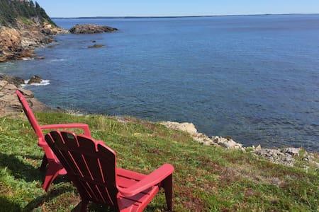 Simple Seaside Retreat
