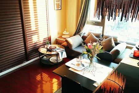 romantic house located in Beijing ,Sanlitun - Beijing - Apartment