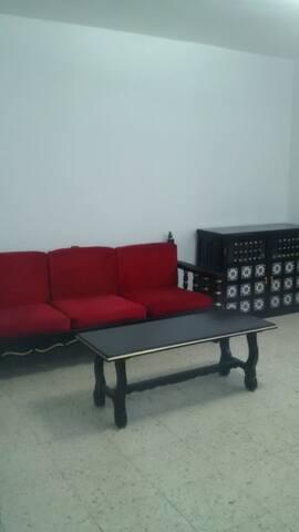 Departamento amueblado - MEXICO - Apto. en complejo residencial