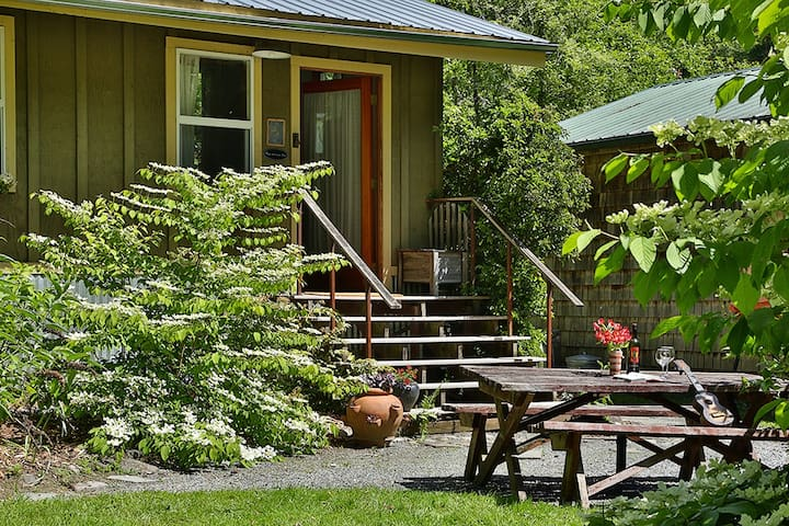Explore Whidbey from your own Country Cabin.