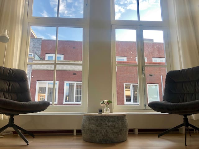 Great apartment in the city centre of Leeuwarden!