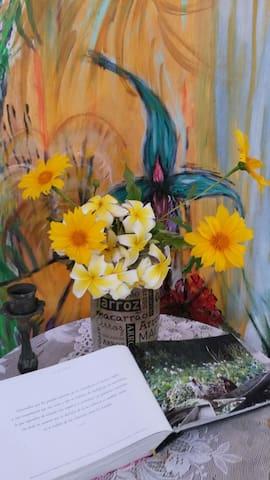 LOT EL RIO CATU..TE LLEVA A PIPA - Vila Flor - Loteng Studio